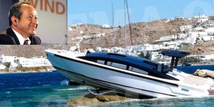 Mısır'ın en zengin iş insanı tatilde ölümden döndü