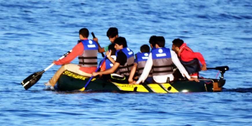 Mitsotakis: Göçmen geçişlerinde yüzde 70 azalma oldu