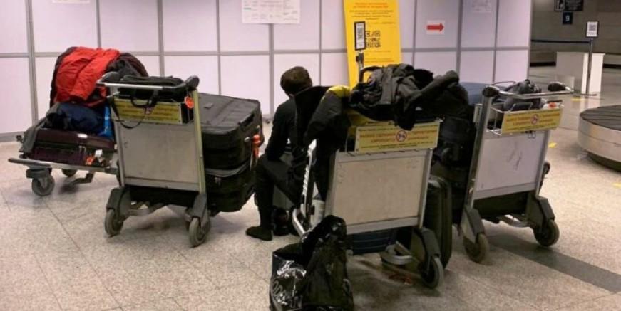 Moskova'ya fuara giden Türk iş insanlarına mülteci muamelesi yaptılar