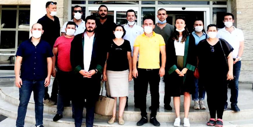 """CHP'li gençler: Sahipsiz olduğu sanılan memleket toprağının bekçisiyiz"""""""