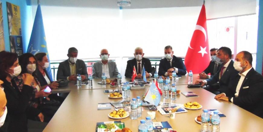 Muğla'da İYİ Parti ve CHP Cumhuriyet Bayramı'nı birlikte kutlayacak