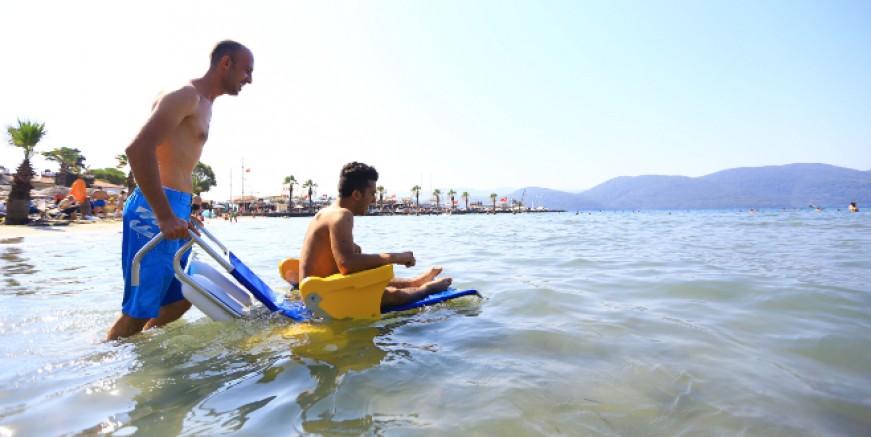 Muğla'nın denizlerinde engel yok