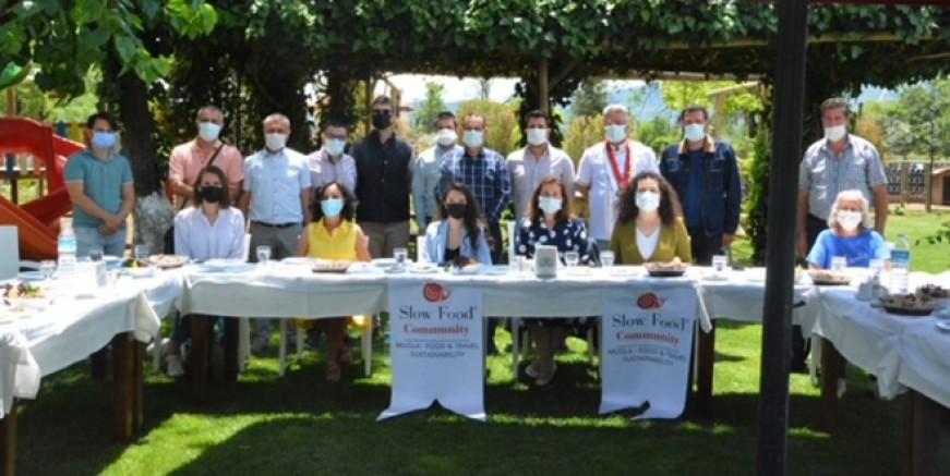 Muğla'nın En Yeni Yavaş Yemek Topluluğu kuruldu