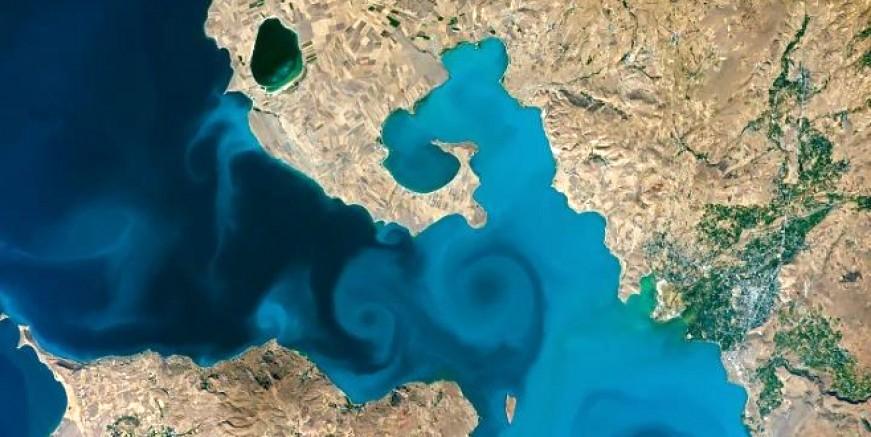 NASA yarışmasında 'Van Gölü' finalde