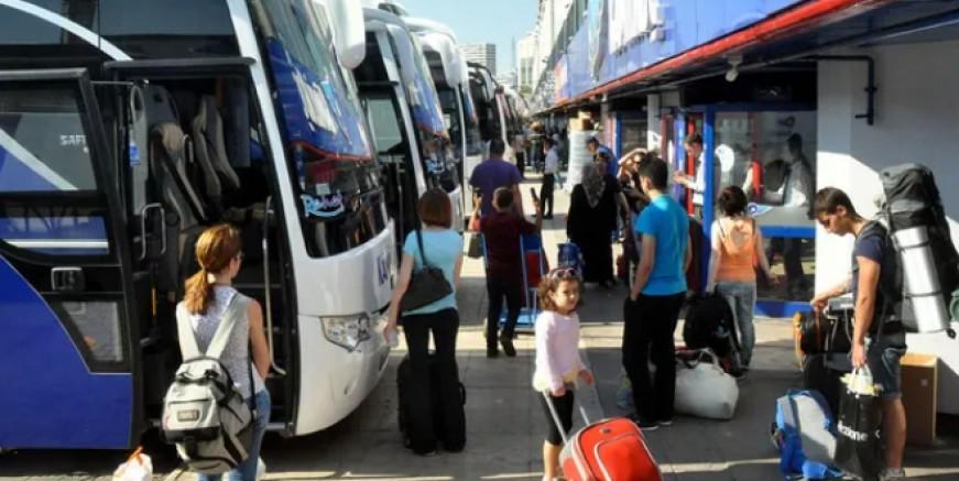 Otobüs yolculuğu yapacaklar dikkat! Koronavirüs önlemleri belli oldu