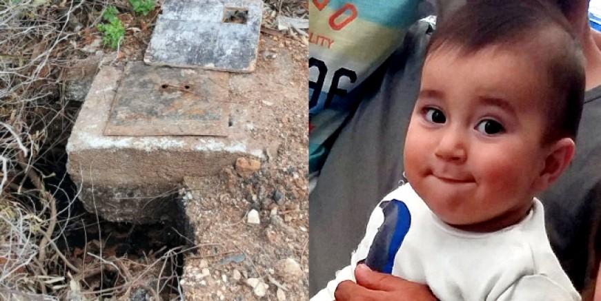 Oynarken tuvalet çukuruna düşen üç yaşındaki çocuk yaşamını yitirdi