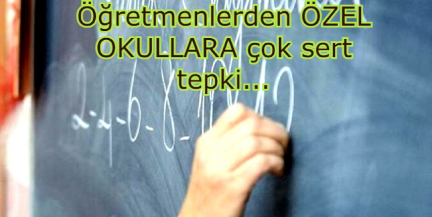 Özel okul öğretmenlerinin çalışma hakkı ihlal ediliyor