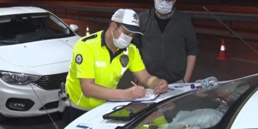 Polisin kestiği corona yasağı cezasını mahkeme iptal etmişti. Emniyet Genel Müdürlüğü açıklama yaptı
