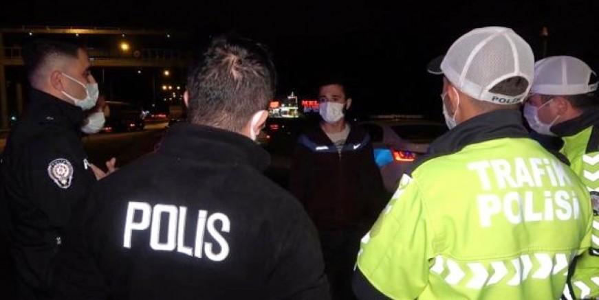 Riskli gruptaki genç polislerden şikayetçi olmak istedi: 'Beni çok beklettiniz'