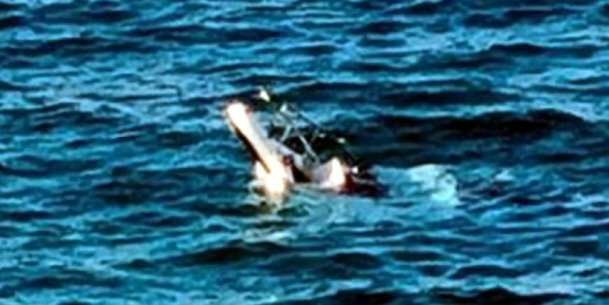 Rodos yakınlarında göçmen teknesi battı 1 göçmen öldü
