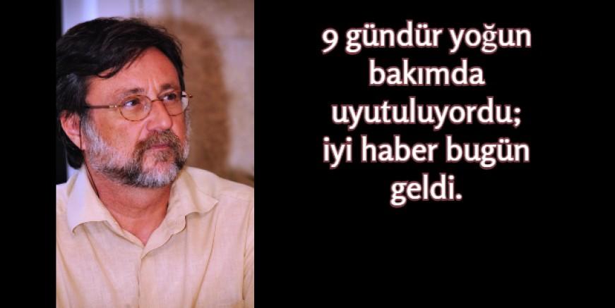RÜŞTÜ TEZCAN, GÖZLERİNİ AÇTI, HAREKET EDİYOR...