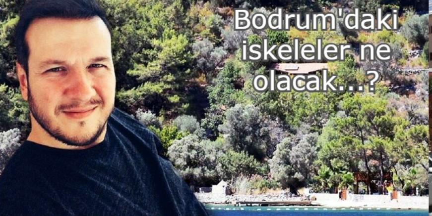 Şahan Gökbakar'ın villasındaki iskele için karar verildi, kaldırılacak