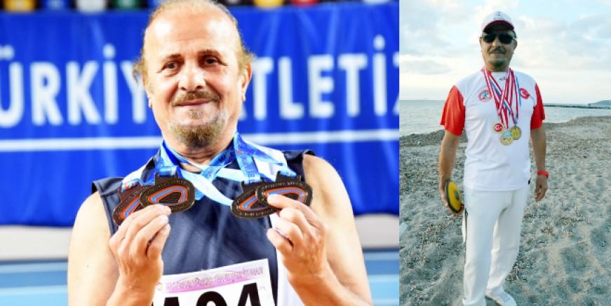 Şampiyon atlet coronavirüsünden yaşamını yitirdi