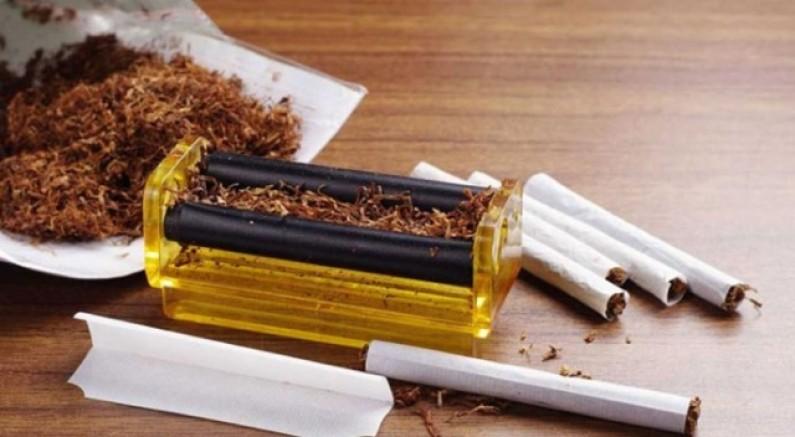 Sarma sigara artık yasak. 6 yıl hapis cezası var