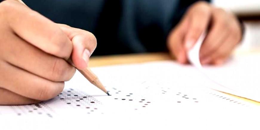 Sınava saatler kala
