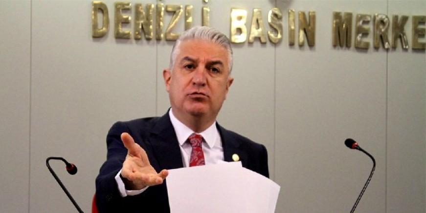 Son dakika. CHP Denizli Milletvekili Sancar partisinden istifa etti