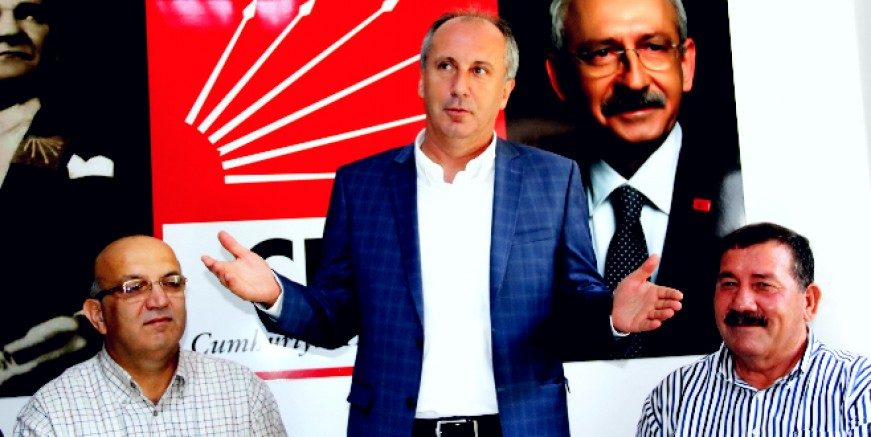 SON DAKİKA…Muharrem İnce 15 Eylül'de partisini kuruyor