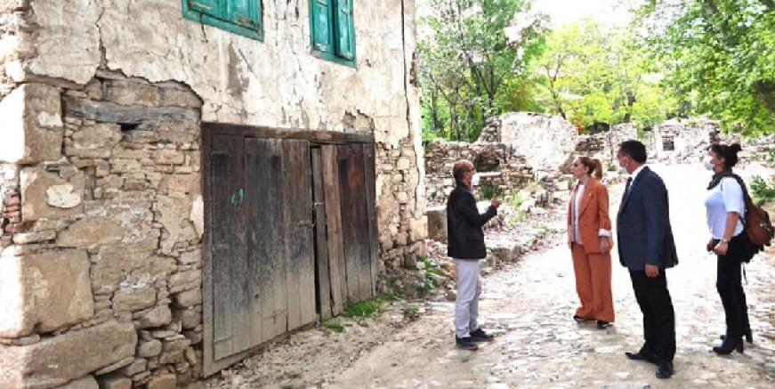 Stratonikeia Antik Kenti'nde Arkeoloji ve Kültür Sempozyomu düzenlenecek