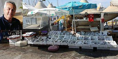 """Denizci Arkula sordu """"Ne oldu balıkçılarımıza, onlar Bodrum' un değeriydi"""""""