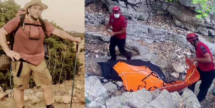 Tarihi Likya Yolu'nda erkek cesedi bulundu, cenazesi Bodrum'a getiriliyor