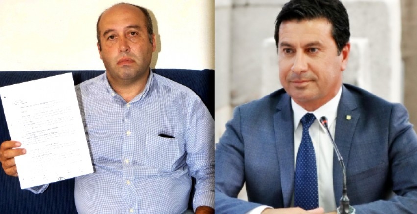 """""""Temizletmeyeceğim"""" diyen Ahmet Aras hakkında savcılık soruşturma açtı"""