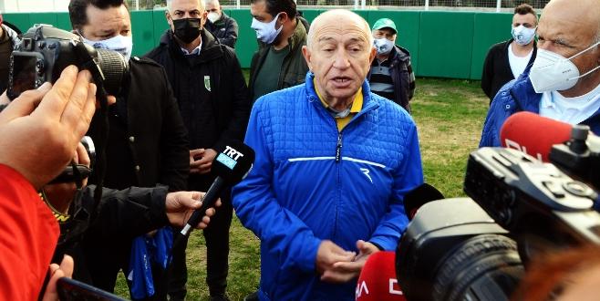 TFF Başkanı Nihat Özdemir Bodrum'da açıkladı: Seyircili maçlar Mart'ta…