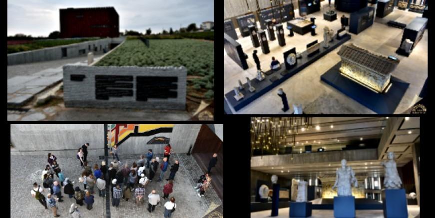 Troya Müzesi, Avrupa Yılın Müzesi Ödülü 2020 (EMYA)  İçin Listeye Seçildi