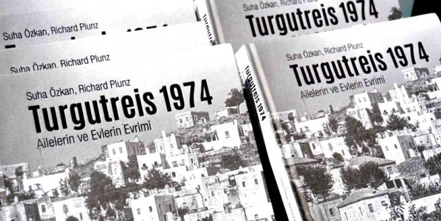 """""""Turgutreis 1974 Ailelerin ve Evlerin Evrimi"""" isimli kitap yayınlandı"""