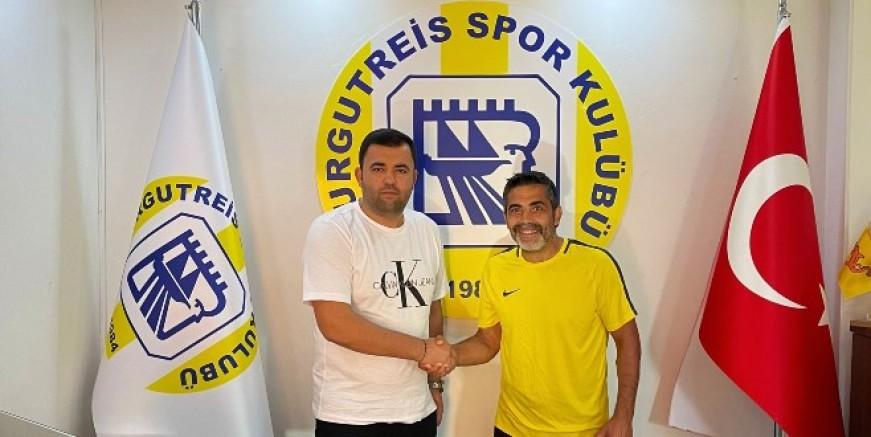 Turgutreisspor Teknik Direktör Deniz Kibar ile anlaştı