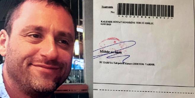 TURİZMCİ ERTUNA ' NIN ÖLÜM NEDENİ BELİRLENDİ.