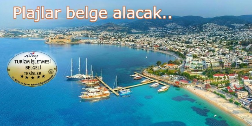 Turizmde 'Belediye Belgeli' artık yok, herkes 'Bakanlık Belgeli' olacak