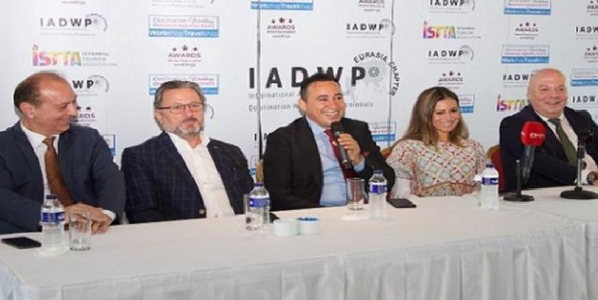 Turizmde düğün plancıları Ekim ayında İstanbul'da buluşacak
