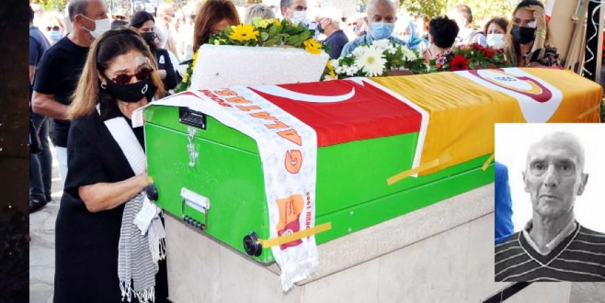 Türk basketbolunun efsane ismi Nur Germen son yolculuğuna uğurlandı