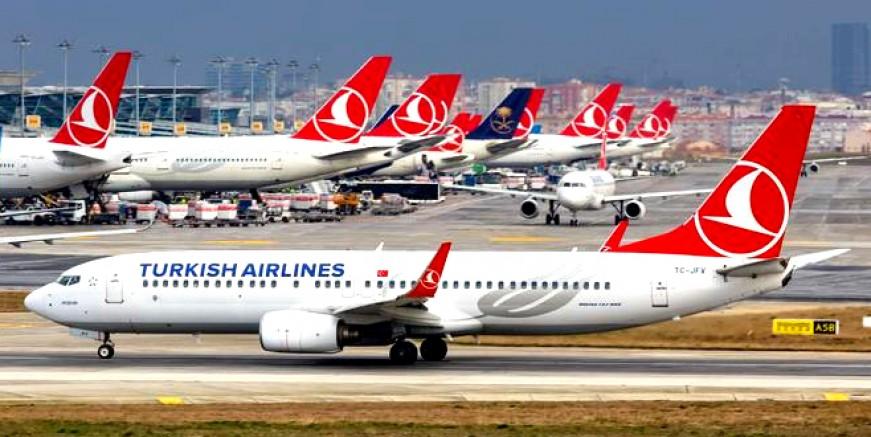 Türk Hava Yolları'ndan Yurt İçi Erken Rezervasyon Kampanyası