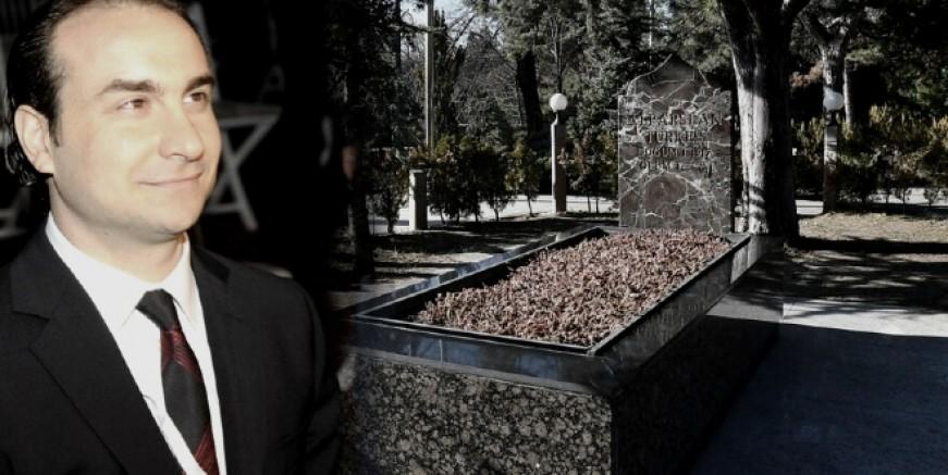 Türkeş'in oğlu babasının kabir ziyaretine alınmadı