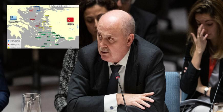 Türkiye, adaları silahlandıran Yunanistan'ın peşini bırakmıyor, BM şikayet edildi