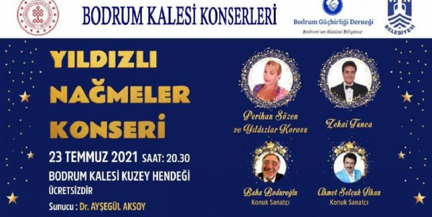 Türkiye'nin ünlü sanatçıları ücretsiz halk konseri verecek