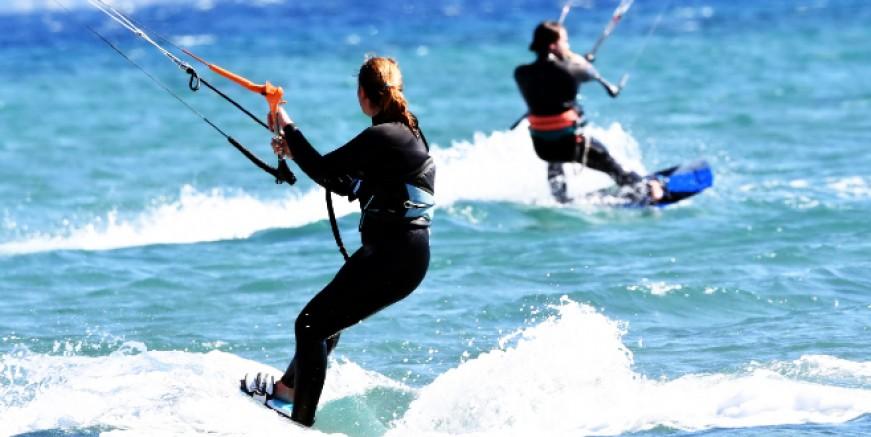 Uçurtma sörfü eğitmen kursu düzenlenecek