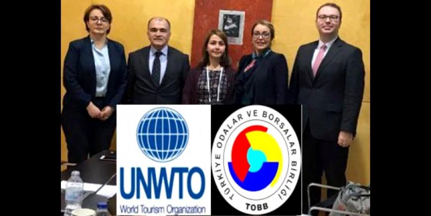 'ULUSLARARASI TURİZM FORUMU' UNWTO TOBB İŞBİRLİĞİ İLE ANTALYA'DA YAPILACAK