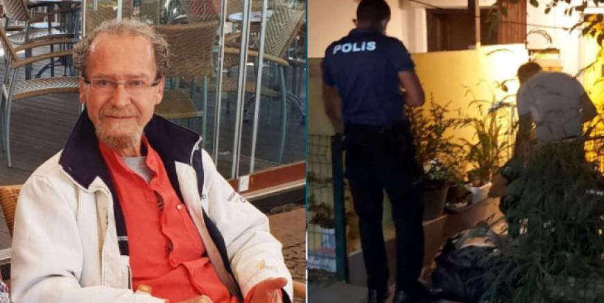 Ünlü İnşaat Mühendisi Dravacıoğlu evinin önünde ölü bulundu