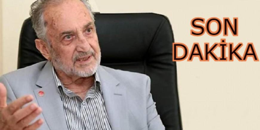 Ünlü siyasetçi Oğuzhan Asiltürk hayatını kaybetti