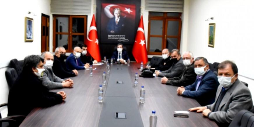 Vali Orhan Tavlı: Salgınla mücadelede Dinamik Denetim Modeli'ne geçildi