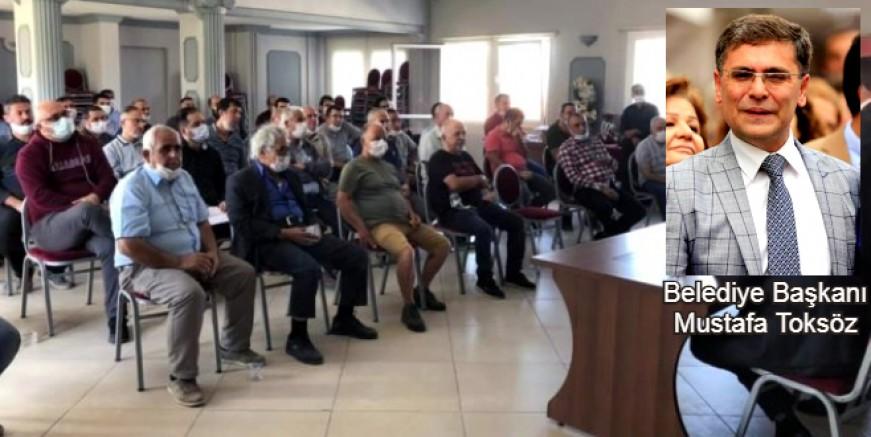Yatağan'da coronavirüslü toplantı. Belediye Başkanı dahil 50 kişi karantinada