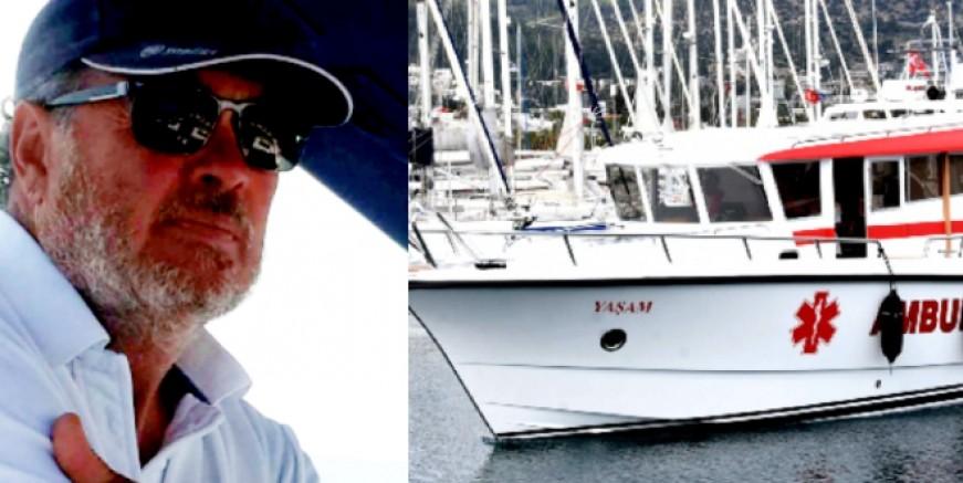 Yelken dünyası yasta, ünlü kaptan teknesinde kalbine yenik düştü
