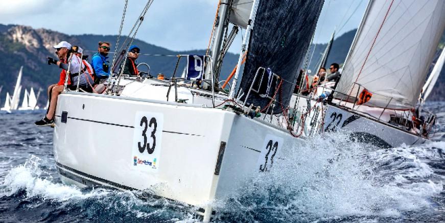Yelken yarışlarının geliri depremzedelere bağışlanacak!