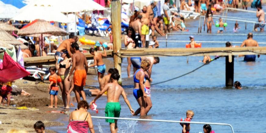 Yerli turist bu yıl tatili kısa tuttu , ortalaması……