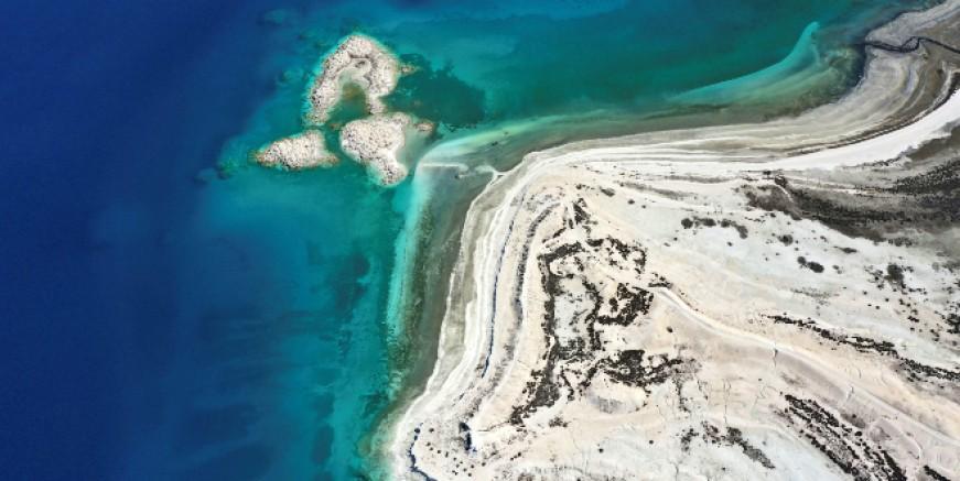 Yeryüzündeki Mars: Salda Gölü