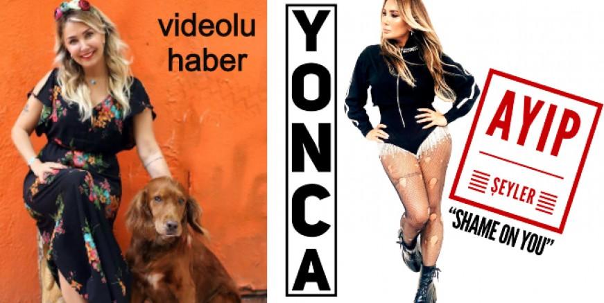 Yonca Evcimik'ten yeni albüm: Şiddete dur de ! (Yarın çıkıyor)