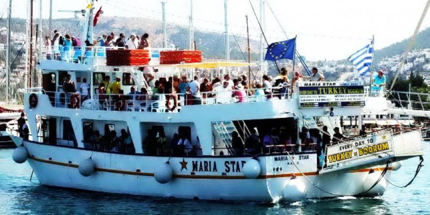 Yunan feribot şirketinden tartışma yaratacak karar! Gerilimi gerekçe gösterip Türkiye'yi çıkardılar