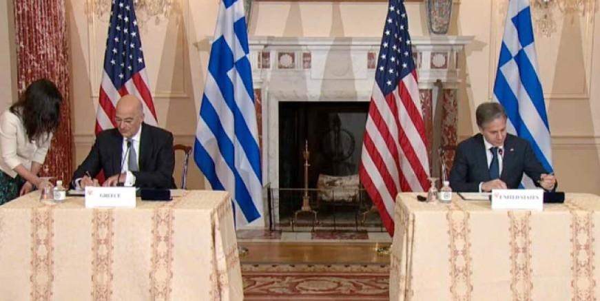 Yunanistan-ABD savunma anlaşması imzalandı, ABD Türkiye sınırına daha çok asker yerleştirecek
